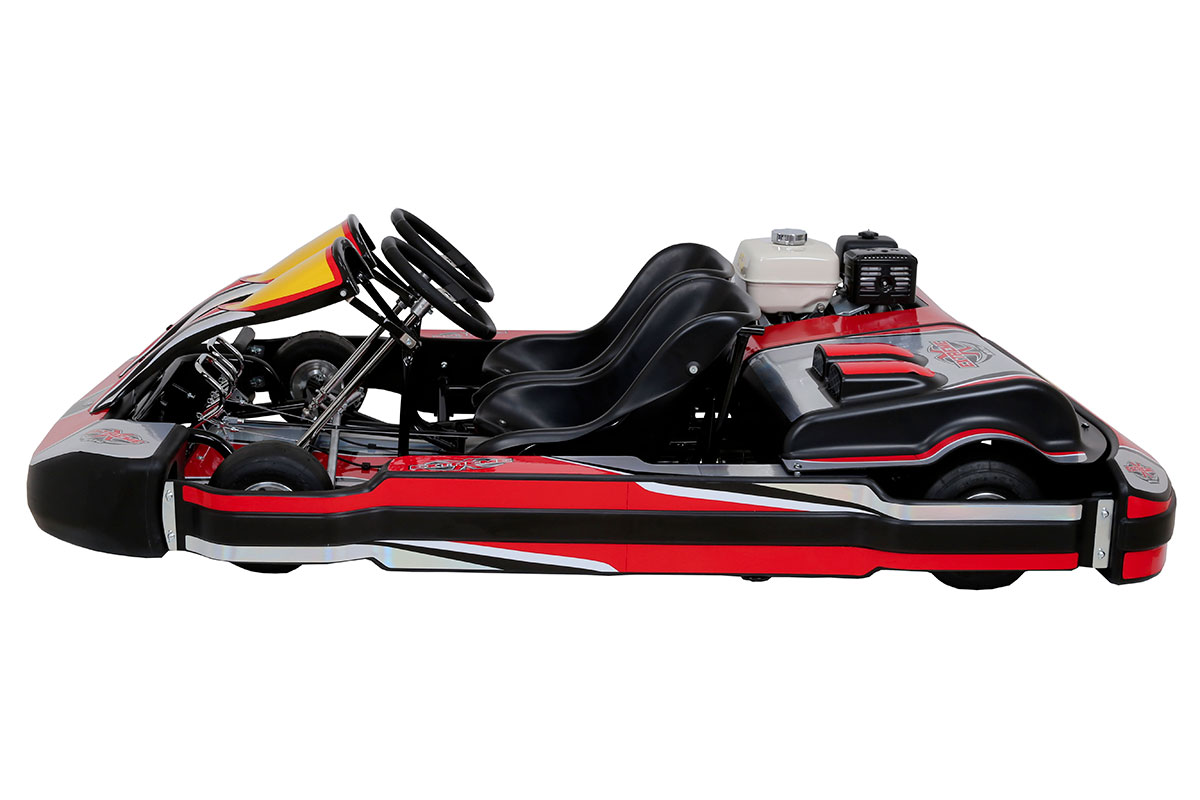 Biposto Honda GX270 - Idraulico | RentalKarting