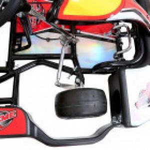 Biposto Honda GX270 - Idraulico